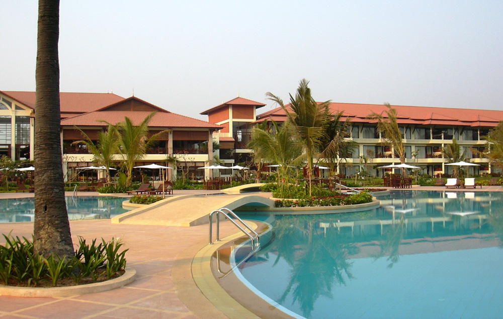 Angkor Palace Resort And Spa Golf In Cambodia