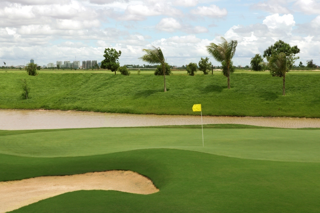 Grand Phnom Penh Golf Club